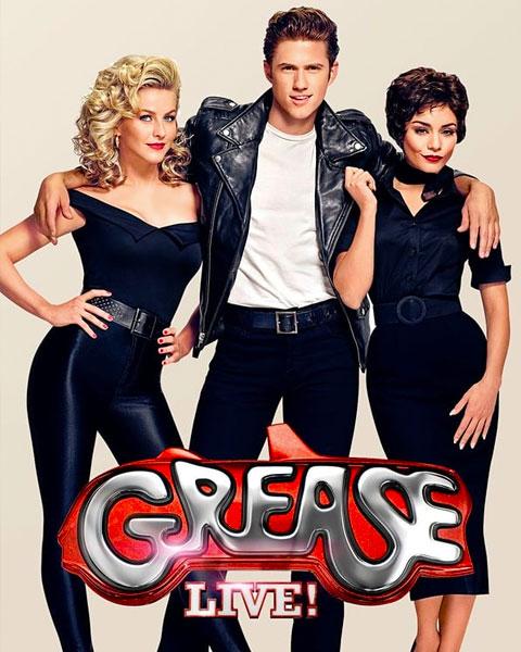 Grease Live! (HDX) Vudu Redeem