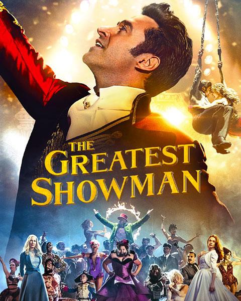 The Greatest Showman (HD) Vudu / Movies Anywhere Redeem