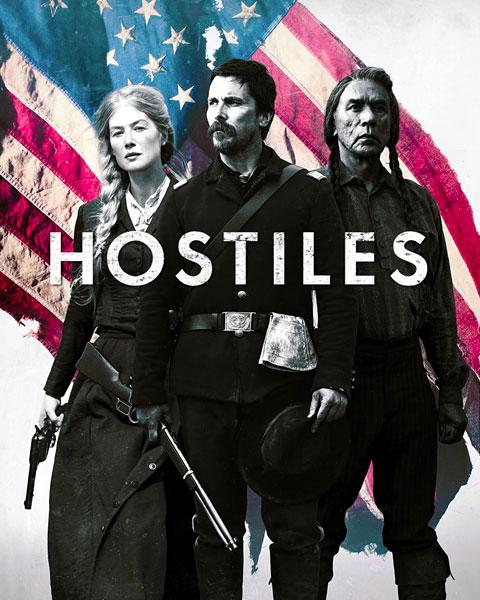 Hostiles (HD) Vudu Redeem