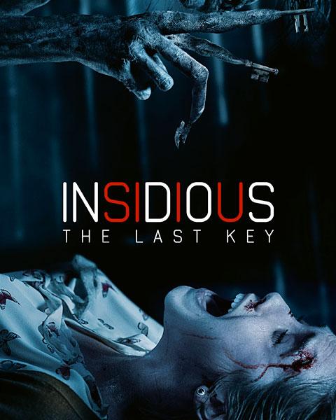 Insidious: The Last Key (SD) Vudu / Movies Anywhere Redeem