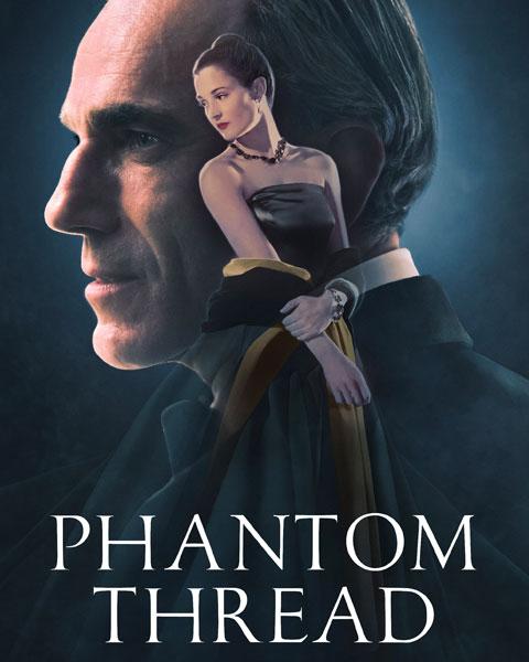 Phantom Thread (HD) Vudu / Movies Anywhere Redeem