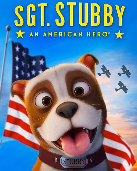 Sgt. Stubby: An American Hero (HD) ITunes Redeem