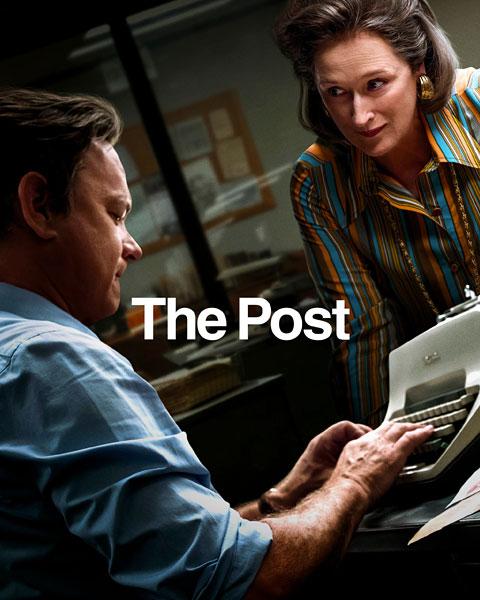 The Post (HD) Vudu / Movies Anywhere Redeem