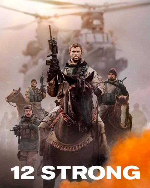 12 Strong (HD) Vudu / Movies Anywhere Redeem