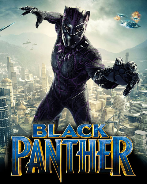 Black Panther (HD) Google Play Redeem (Ports To MA)