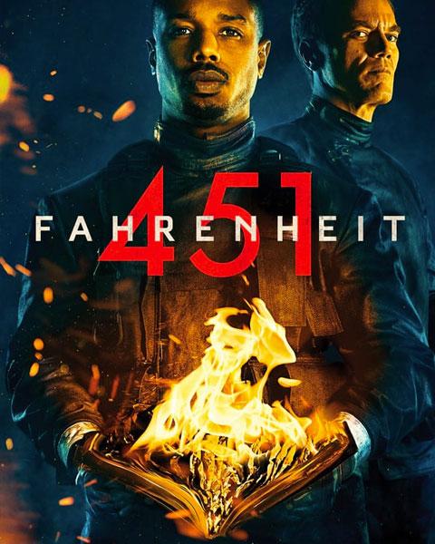 Fahrenheit 451 (HD) Google Play Redeem