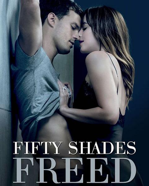 Fifty Shades Freed (HD) Vudu / Movies Anywhere Redeem