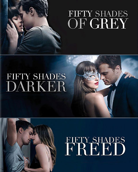 Fifty Shades 6-Movie Collection (4K) Movies Anywhere Redeem