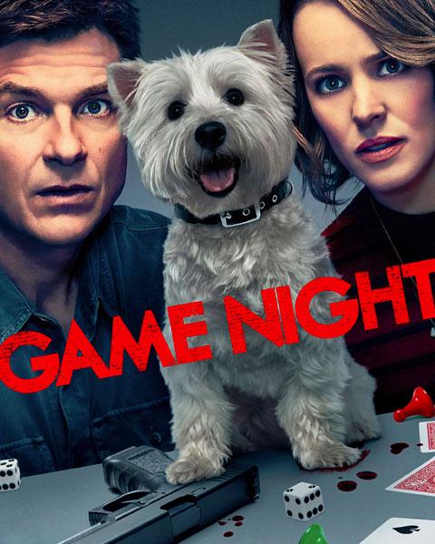 Game Night (HD) Vudu / Movies Anywhere Redeem
