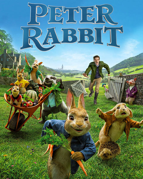Peter Rabbit (4K) Vudu / Movies Anywhere Redeem