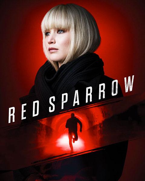 Red Sparrow (HD) Vudu / Movies Anywhere Redeem