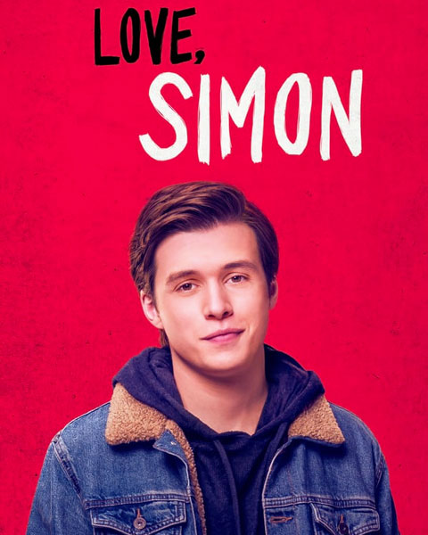 Love, Simon (HD) Vudu / Movies Anywhere Redeem