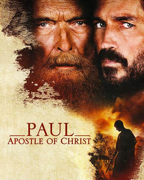 Paul, Apostle Of Christ (SD) Vudu / Movies Anywhere Redeem