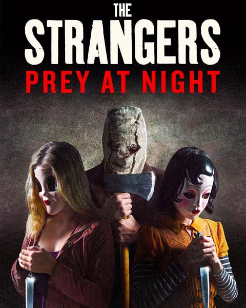 The Strangers: Prey At Night (HD) Vudu / Movies Anywhere Redeem