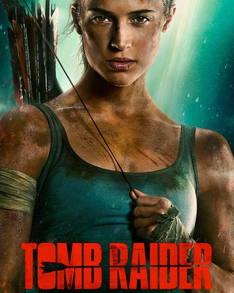 Tomb Raider (4K) Vudu Redeem