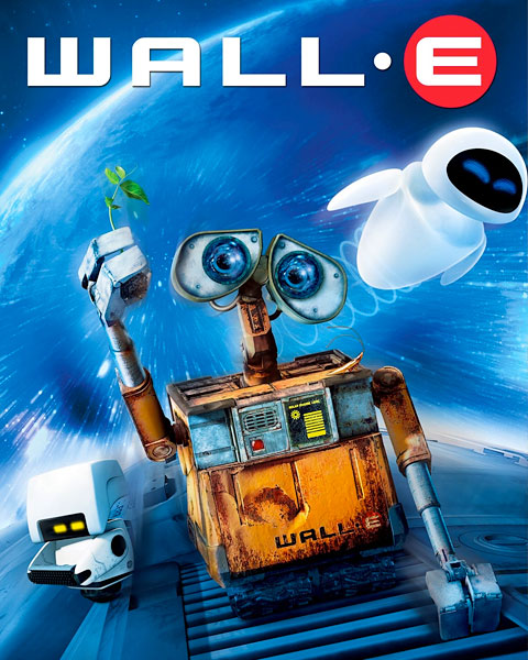WALL-E (HD) Google Play Redeem (Ports To MA)