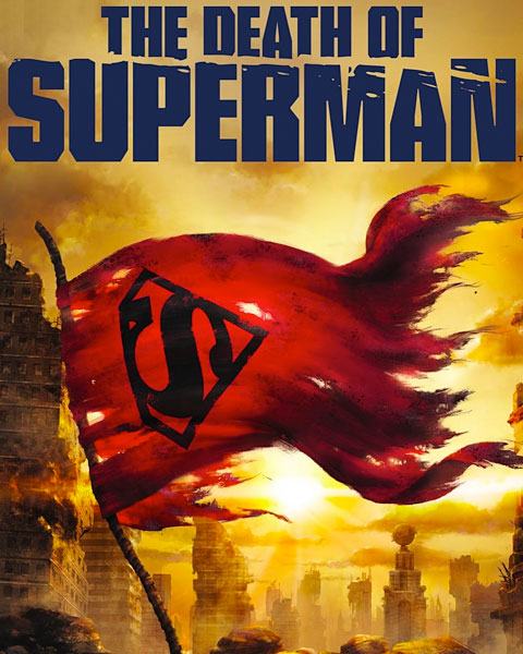 The Death Of Superman (HD) Vudu / Movies Anywhere Redeem