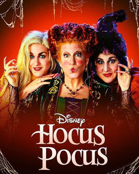 Hocus Pocus (HD) Google Play Redeem (Ports To MA)