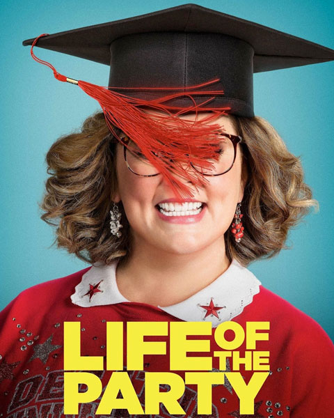 Life Of The Party (HD) Vudu / Movies Anywhere Redeem
