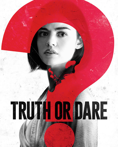 Truth Or Dare – Unrated (HD) Vudu / Movies Anywhere Redeem