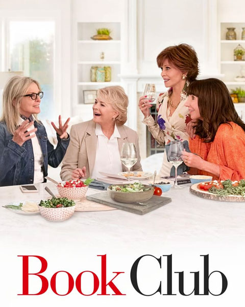 Book Club (4K) ITunes Redeem