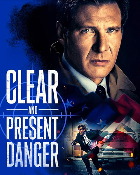 Clear And Present Danger (4K) ITunes Redeem