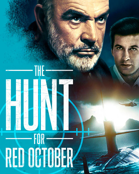 The Hunt For Red October (4K) ITunes Redeem