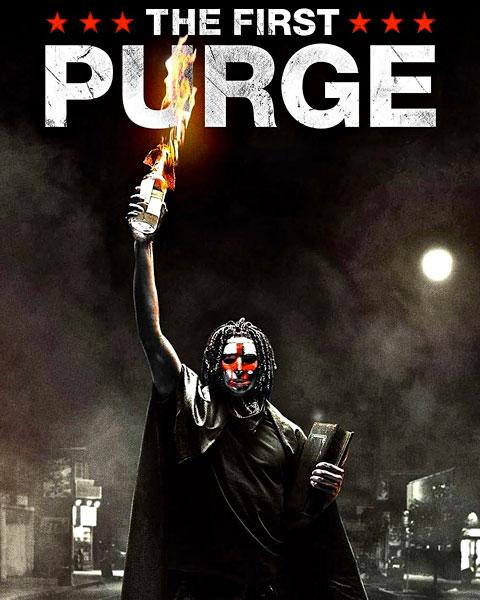 The First Purge (4K) Vudu / Movies Anywhere Redeem
