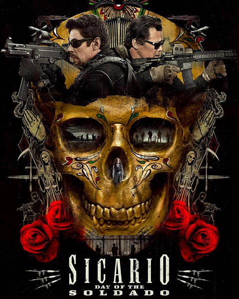 Sicario: Day Of The Soldado (HD) Vudu / Movies Anywhere Redeem