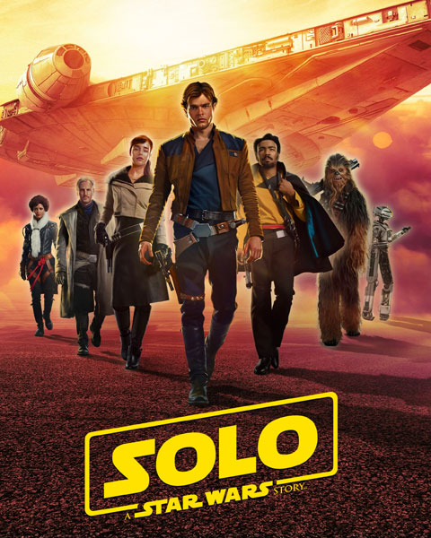 Solo: A Star Wars Story (HD) ITunes Redeem (Ports To MA)