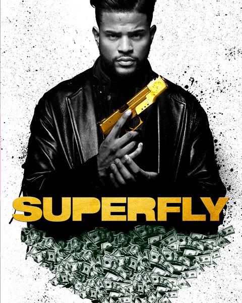 SuperFly (HD) Vudu / Movies Anywhere Redeem