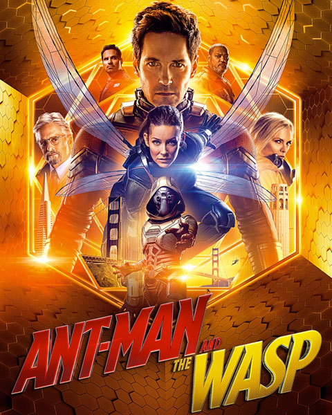 Ant-Man And The Wasp (4K) ITunes Redeem (Ports To MA)