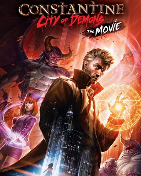 Constantine: City Of Demons (HD) Vudu / Movies Anywhere Redeem