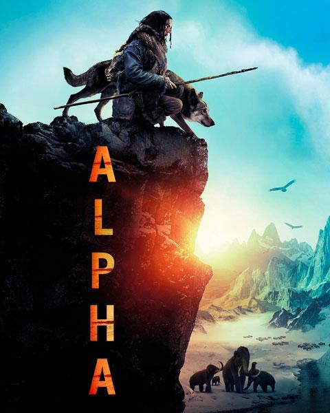 Alpha (HD) Vudu / Movies Anywhere Redeem