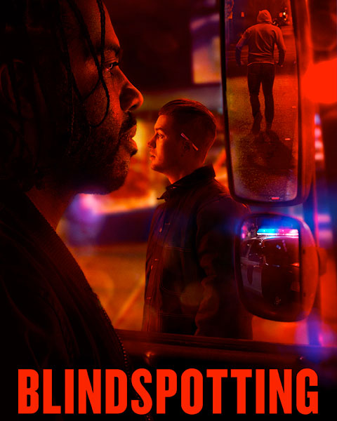 Blindspotting (HDX) Vudu Redeem