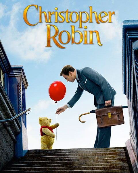 Christopher Robin (HD) Google Play Redeem (Ports To MA)