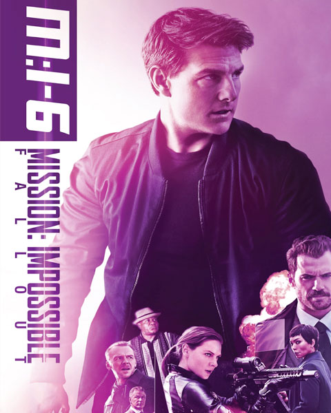 Mission Impossible Fallout (4K) ITunes Redeem