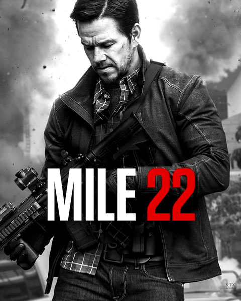 Mile 22 (4K) ITunes Redeem