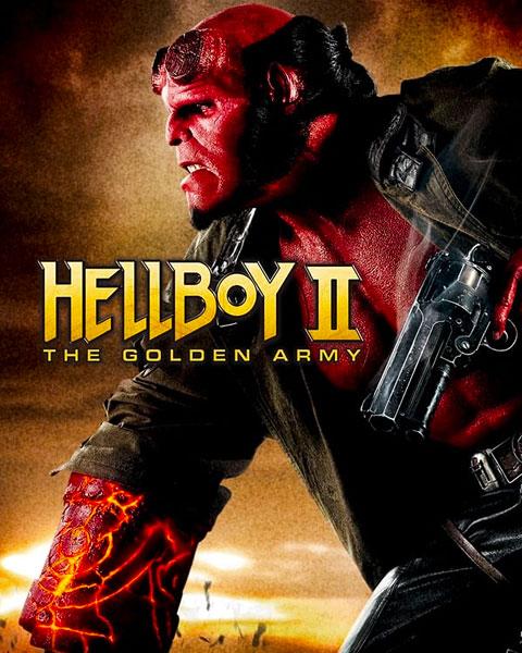 Hellboy II: The Golden Army (4K) Vudu / Movies Anywhere Redeem