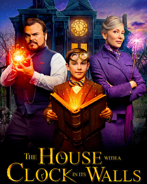 The House With A Clock In Its Walls (4K) Vudu / Movies Anywhere Redeem
