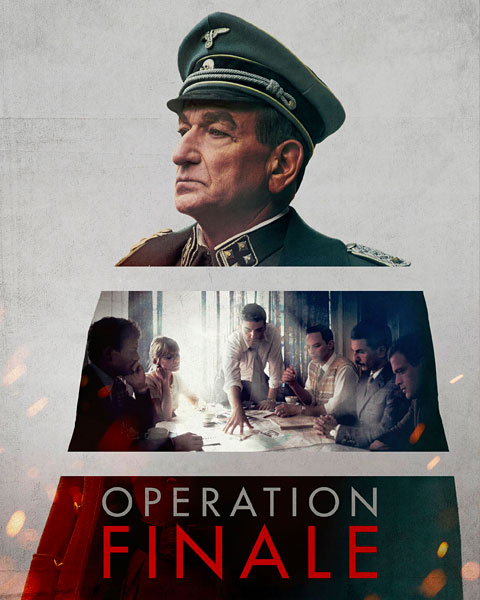 Operation Finale (4K) ITunes Redeem