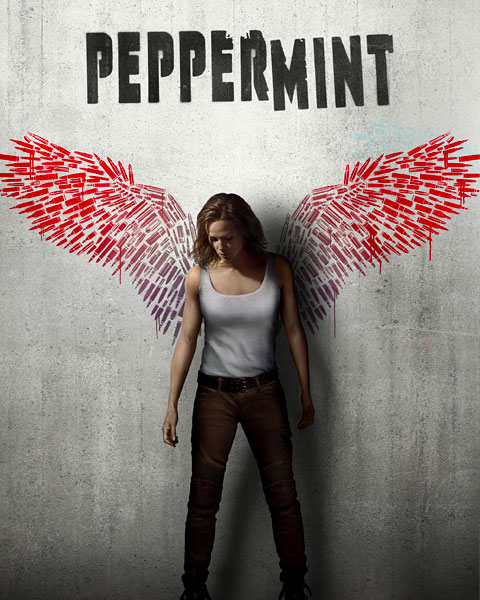 Peppermint (HD) ITunes Redeem