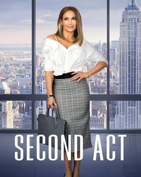 Second Act (HD) ITunes Redeem
