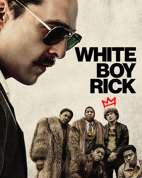 White Boy Rick (HD) Vudu / Movies Anywhere Redeem