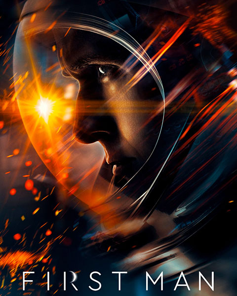 First Man (HD) Vudu / Movies Anywhere Redeem