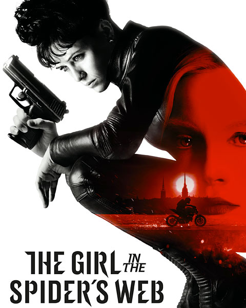 The Girl In The Spider's Web (HD) Vudu / Movies Anywhere Redeem