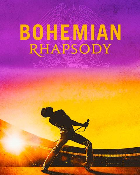 Bohemian Rhapsody (4K) Vudu / Movies Anywhere Redeem