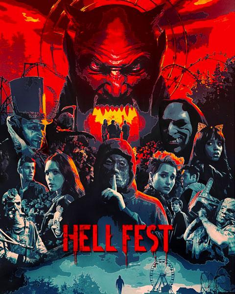 Hell Fest (4K) Vudu Redeem
