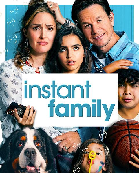 Instant Family (4K) ITunes Redeem