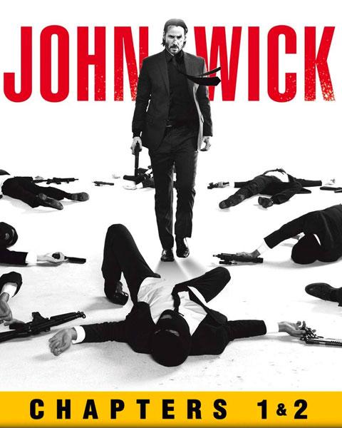 John Wick 1 & 2 (4K) Vudu Redeem